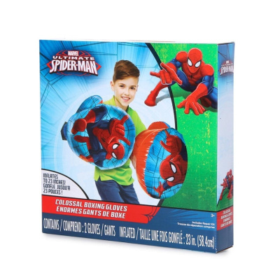 Marvel Spider-Man Pair of Colossal Inflatable Boxing Gloves