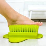 Bathroom Suction Cup Foot Scrubbing