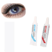 Iusun 1Pcs 7ml False Eyelash Glue Eye Lash Adhesive Eye Cream