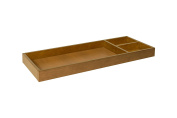 Million Dollar Baby Universal Wide Removable Changing Tray, Chestnut