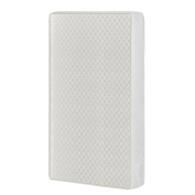 """Dream On Me, 2-In-1 Breathable Two-Sided 3"""" Portable Crib Mattress, Vinyl and Breatable fabric"""