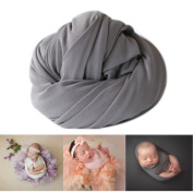 Newborn Baby Photography Photo Props Boy Girl Costume Outfits Stretch Wrap Blanket