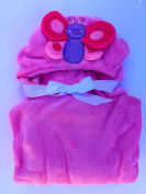 Baby Cute, Cosy Soft Animal Pink Blanket