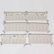 Nurture Imagination Nesting Birdies Airflow Crib Safety Bumper
