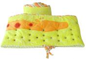 Nurture Imagination ABCs First Friends Airflow Crib Safety Bumper