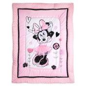 Disney Minnie Mouse Hello Gorgeous Crib Bedding