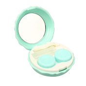Sinfu 1PC Storage Box Contact Lens Travel Kit Case Pocket Size Container