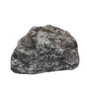 Shiningup Fake Rock Stone Key Box Looks and Feels Like Real Stone Safe Hide Key Under Stone for Outdoor Garden or Yard