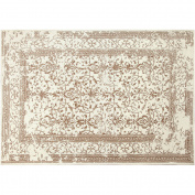 Chenille 2.1m x 2.7m Area Rug with Carpet Back, Irina Pattern