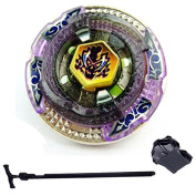 JJQ-TOYS Beyblade Beyblades High Performance Master Wing Pegasis / Pegasus 90WF 4D System + Luncher BB-113