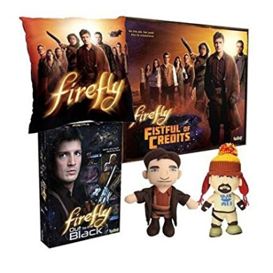 Limited Edition Firefly Fan Pack by Toy Vault Inc.