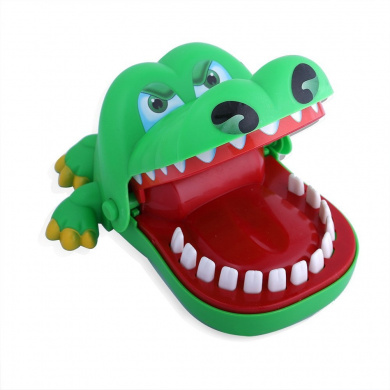 QIYIGE Crocodile Dentist - A Grouchy Friend with a Grievous Toothache