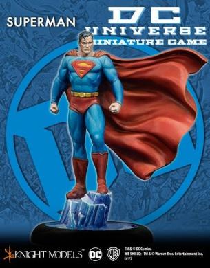 Knight Models Batman Miniature Game: Superman