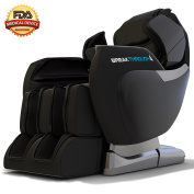Medical Breakthrough 4 Massage Chair Recliner - Zero Gravity, Built-in Heat, Deep Tissue Shiatsu Massage, and Back Stretch