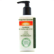 New Dawn Natural Lavender Hair Conditioner - 73% Organic - Range No.4