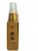 Roots & Above Pure Natural Jojoba Essential Oil For Skin And Hair Care Treatment, 50ml