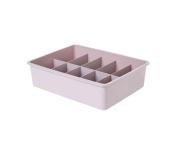 10 Grid No Cover Khaki Storage Box Home Storage Small Assistant