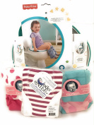 Potty Training Perfect Potty Ring and Training Pant Bundle Girls