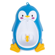 Penguin Potty Standing Urinal Wall-hanging Separation Toilet For Boy Pee Trainer Bathroom
