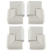 U Shape Table Corner Cushion Anti-crash Edge Guard Baby Safety Bumper Protector 8pcs