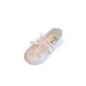 Ec Toddler Children Kid Princess Fashion Fringe Single Tassel Soft Shoes Sandal