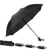Doryum Automatic Travel Umbrella with Safe Auto Lock Design Windproof Folding Umbrella