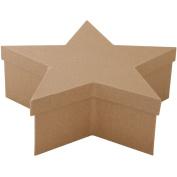Paper-Mache Large Star-29cm