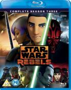 Star Wars Rebels [Blu-ray]
