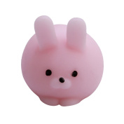 Gluckliy Mini Squishy Toys Cute Animal Squeeze Slow Rising Squishy Stress Relief Soft Toy