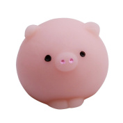 Miyaia 1pcs Pig Squishy Squeeze Stress Relief Toys Novelty Toys