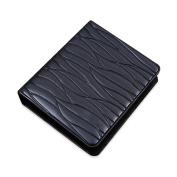 Zhi Jin Mini 64 Pockets Photo Album for Fujifilm Instax Polaroid Size Leaf Picture Case Storage Book Gift, Black