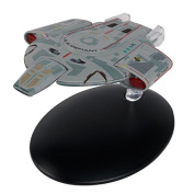 Star Trek ISS Defiant NX-74205 Model with Magazine #M3 by Eaglemoss