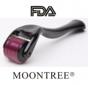 Moontree 540 Micro Needles Skin Care Titanium Microneedle Derma Roller Needle-0.5mm