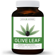Best Olive Leaf Extract (NON-GMO) Super Strength