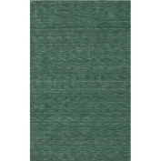 Corrigan Studio Toby Emerald Area Rug