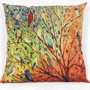 Pillow Cases ,IEason Clearance! Vintage Cotton Linen Pillow Case Sofa Waist Throw Cushion Cover Home Decor