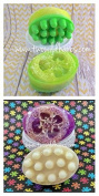 MASSAGE BAR Silicone Mould, 4 - 130ml cavities, Silicone Soap Mould, Two Wild Hares