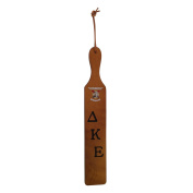 Delta Kappa Epsilon Traditional Walnut Paddle Officially Licenced Greek Decorative Paddle