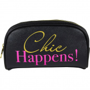 Candie Couture Chic Happens EPI Leather Pouch