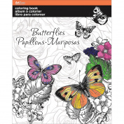 Trends Colouring Book -Butterfly