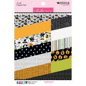 Bella Blvd Paper Pad 15cm x 20cm -Spooktacular, 12 Designs/2 Each