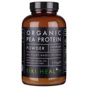 KIKI Health Organic Pea Protein Powder - 170g