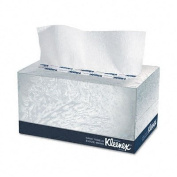 KLEENEX Pop-Up Box Hand Towels, Paper, 9 x 10-1/2, 120/pack