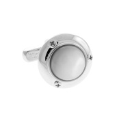 Thompson London Men's Cufflinks Ufo White