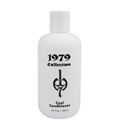 1979 Collection Cool Conditioner 8.5 oz /250 ml infused with hydrolyzed rice protein peppermint oil Paraben free on all hair types