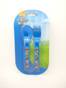 NICKELODEON Paw Patrol Childen's Spoon and Fork Set