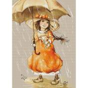 Cross Stitch Kit Umbrella