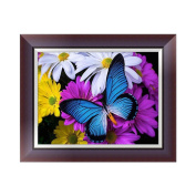 Diamond Painting Butterfly , DIY Diamond Embroidery Painting Butterfly Cross Stitch Arts Craft Home Decor