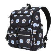 Large capacity Mummy bag light out of the mother and baby bag side pull pull paper shoulder mother bag
