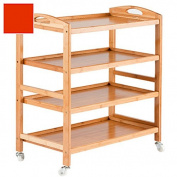 TRRE@ Kitchen Removable Multi - Store Shelves Under Shelf Storage